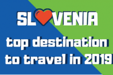 Slovenia-Perfect Travel Destination for 2019